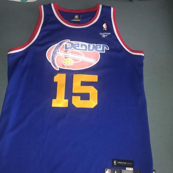 d4513afaa Reebok Other | Blue Retro Denver Nuggets Carmelo Anthony | Poshmark